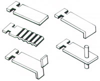 Channel Slot Anchors