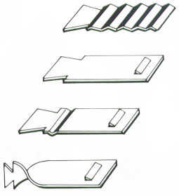 Dovetail Masonry Anchors